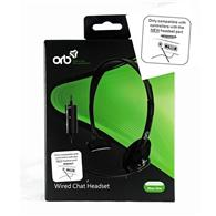 Accesoriu Orb Wired Chat Headset Black Xbox One