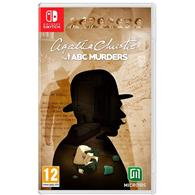Agatha Christie The Abc Murders Nintendo Switch
