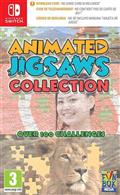 Animated Jigsaws Collection (Code In A Box) Nintendo Switch