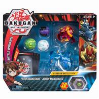 Bakugan Set 5 Bile Si Cartonase