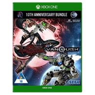 Bayonetta And Vanquish 10Th Anniversary Xbox One