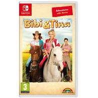 Bibi And Tina Adventures With Horses Nintendo Switch