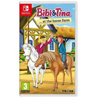 Bibi And Tina At The Horse Farm Nintendo Switch