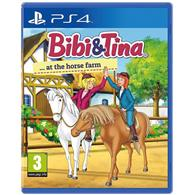 Bibi And Tina At The Horse Farm Ps4
