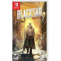 Blacksad Under The Skin Limited Edition Nintendo Switch
