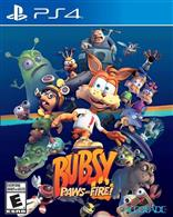Bubsy Paws On Fire Ps4