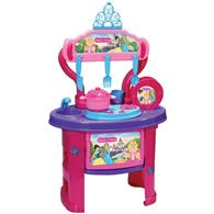 Bucatarie Copii 19 Piese Princess Maya And Friends Ucar Toys Uc125
