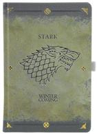 Caiet Notite Game Of Thrones Stark Worn