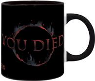 Cana Abysse Dark Souls You Died 320Ml Mug