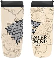 Cana Abysse Game Of Thrones Winter Is Coming Travel Mug