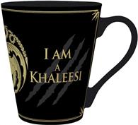 Cana Game Of Thrones I Am Not A Princess I Am Khaleesi Black 320Ml Mug