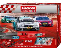 Carrera Digital 143 Dtm Speed Challenge