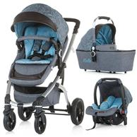 Carucior Chipolino Malta 3 In 1 Sky Blue