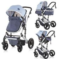 Carucior Chipolino Terra 2 In 1 Sky Blue