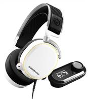 Casti Gaming Steelseries Arctis Pro Gamedac Certified Hi-Res Audio White