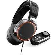 Casti Gaming Steelseries Arctis Pro + Gamedac Usb Negru