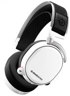 Casti Gaming Wireless Steelseries Arctis Pro White