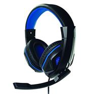 Casti Steelplay Wired Headset Hp41 Black