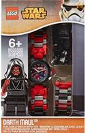 Ceas Lego Kids Mini Fig Watch Darth Maul