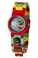 Ceas Lego Mini Fig Watch Robin Lego Batman Movie Version