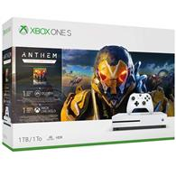 Consola Microsoft Xbox One Slim 1Tb Anthem Bundle White Xbox One