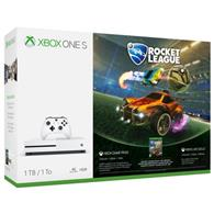 Consola Microsoft Xbox One Slim 1Tb White + Rocket League