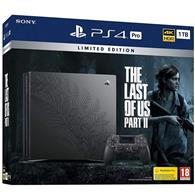 Consola Sony Playstation 4 Pro 1Tb The Last Of Us 2 Limited Edition Ps4