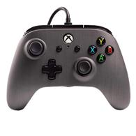 Controller Cu Cablu Powera Enhanced Brushed Gunmetal Xbox One