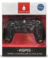 Controller Spartan Gear Aspis Wired Ps4