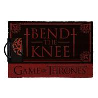 Covor Game Of Thrones Bend The Knee Doormat