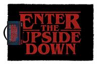 Covor Stranger Things Enter The Upside Down Door Mat