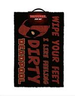 Covoras Marvel Deadpool Wipe Your Feet Doormat