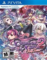 Criminal Girls 2 Party Favors Ps Vita