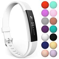 Curea Ceas Yousave Activity Tracker Single Strap White