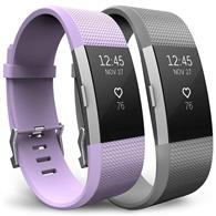 Curea Ceas Yousave Fitbit Alta Or Alta Hr Small Lilac And Grey