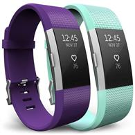 Curea Ceas Yousave Fitbit Alta Or Alta Hr Small Plum And Mint Green