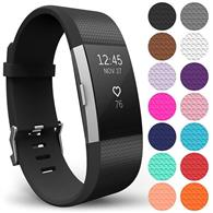 Curea Ceas Yousave Fitbit Charge 2 Small Black