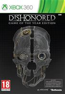 Dishonored Game Of The Year Xbox360