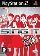 Disney Sing It High School Musical 3 Senior Year Solus Ps2