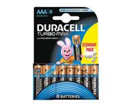 Duracell Baterie Turbo Max Aaak8 Sw