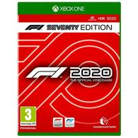 F1 2020 Seventy Edition Eu Xbox One