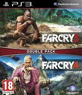 Far Cry 3 & Far Cry 4 Double Pack Ps3