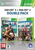 Far Cry 3 & Far Cry 4 Double Pack Xbox360