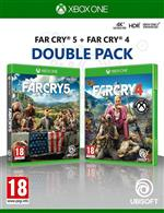 Far Cry 4 + Far Cry 5 Xbox One
