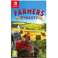 Farmer S Dynasty Nintendo Switch