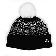 Fes Playstation Ps4 Black Beanie
