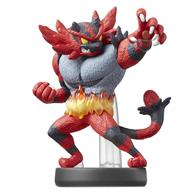 Figurina Amiibo Incineroar Super Smash Bros Collection Nintendo Switch