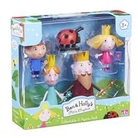Figurina Ben & Holly Five Figure Pack