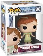 Figurina Funko Pop Disney Frozen Ii Young Anna 589 Vinyl Figure