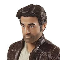 Figurina Hasbro Star Wars The Last Jedi Captain Poe Dameron